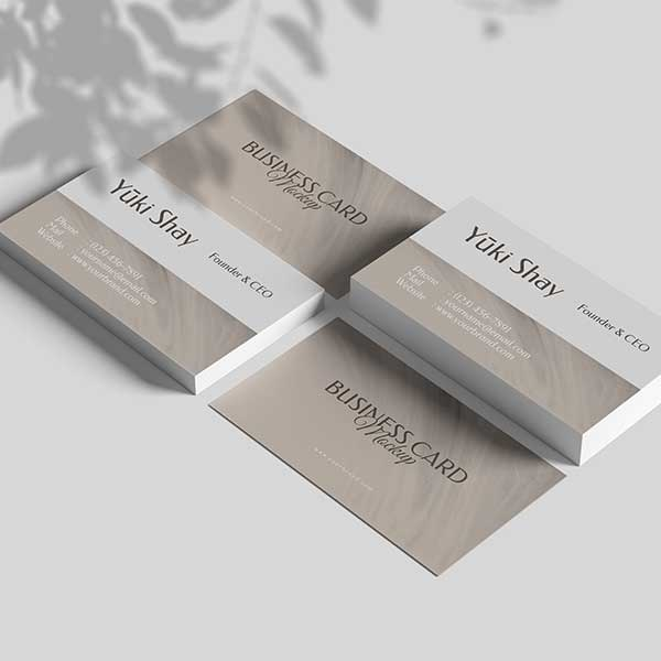 Business Card & Stationery Printing