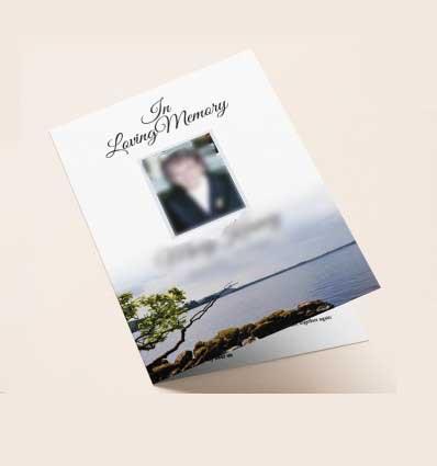 Funeral Massbook printing