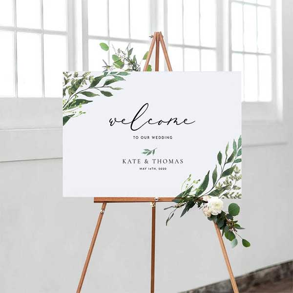 Wedding Signs Printing
