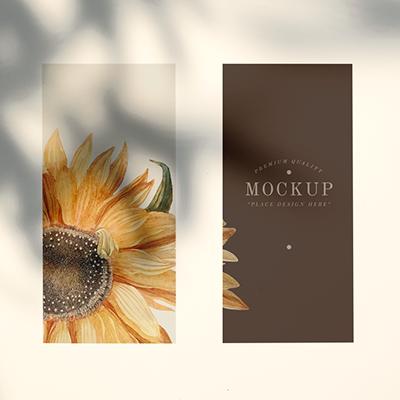 Memorial Bookmark printing