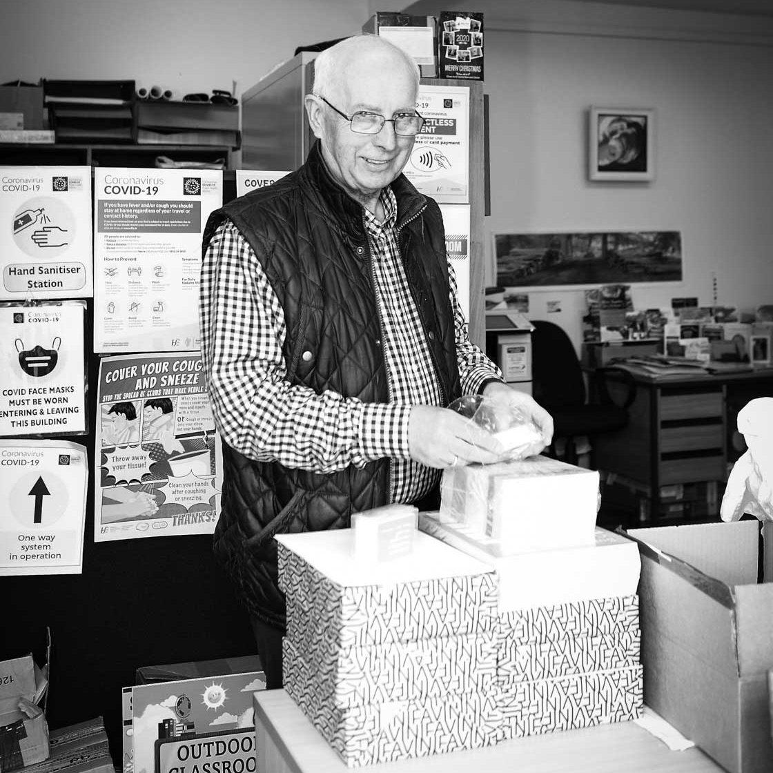 Paddy Brennan Print Management